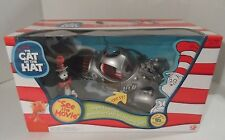 SEALED - Dr Seuss Cat in the Hat SLOW S.L.O.W. Vehicle + Figure- 2003 Play Along