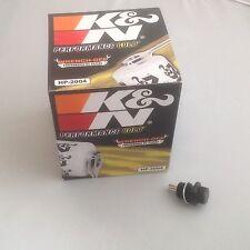 Ford Crossflow Engine K&N Oil Filter + Magnetic Sump Plug