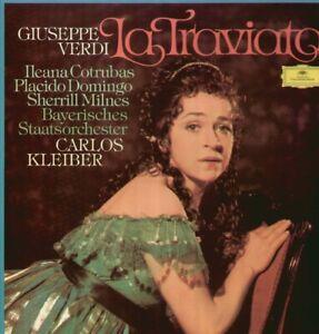 Verdi - La Traviata - Box 2 LP, Cotrubas, Domingo, Kleiber