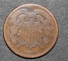 BIG 2 Cent Madness Sale - 1864 US 2 Cent Piece G