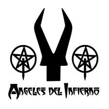 Angeles Del Infierno ,Vinyl Decal,Sticker for Cars,Windows,Laptops and more