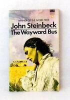The Wayward Bus by John Steinbeck vintage paperback 1969