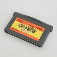 Gameboy Advance POKEMON MYSTERY DUNGEON Red Rescue Cartridge * Nintendo gbac