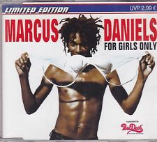 Marcus Daniels-For Girls Only cd maxi single