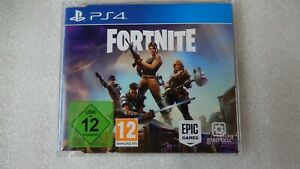 Fortnite PS4 PROMO Disc Version Extremely Rare PS4/PS5 Promotional FULL GAME