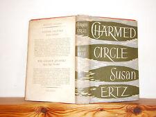 Charmed Circle by Susan Ertz hardback book in dustwrapper 1956