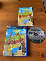 Simpsons Skateboarding (Sony PlayStation 2, 2002) Game