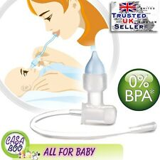 Baby Safe The Nose  Nasal Aspirator CLEANER (like Frida) Mucus Runny Aspirator