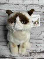 "GUND Grumpy Cat 10"" SUPER SOFT Plush Stuffed Animal Toy 4040133 With Tag"
