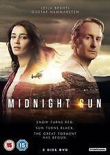 MIDNIGHT SUN Serie TV Completa BOX 3 DVD in Svedese NEW .cp