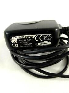LG Chargeur Secteur Alimentation Officiel STA-P51ER  Envoi rapide et suivi