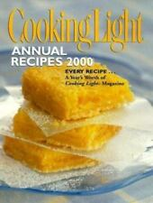 Cooking Light: Annual Recipes 2000 [  ] Used - VeryGood