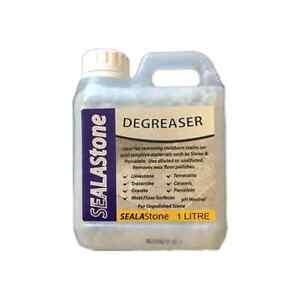 SEALASTONE Professional Degreaser Tile and Stone Cleaner 1 Litre Bottle