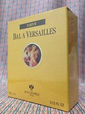 Vintage 1980s Bal a Versailles 1/4 oz 7 ml Pure Parfum Jean Desprez OLD FORMULA