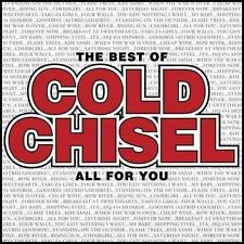 COLD CHISEL (ALL FOR YOU - BEST OF CD SEALED + FREE POST)