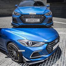 Sequence Garage SPEC-S Front Lip for Hyundai Elantra Sports (Avante AD) 2017+