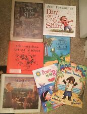 Children's Books Lot Of 7 Hardcover And Paperback