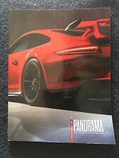 PORSCHE PANORAMA APR 2017 #721 '17 911 CARRERA BIKE '73 911T DONNER LA LIT SHOW
