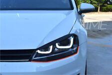 Devil Eyes Headlights Stripes Mod VOLKSWAGEN VW Golf Polo Passat Jetta Tdi Gti