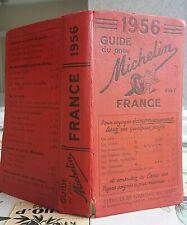 Guide MICHELIN France 1956 = Bon état à petit prix