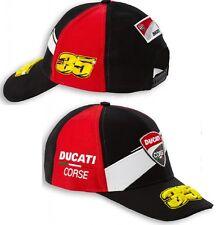 CAP Bike Gear MotoGP BSB Superbike Ducati Corse Cal Crutchlow No.35 NEW! Black