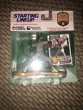 2018 Dave Stewart Starting Lineup Figurine Bobblehead Oakland A's Athletics MLB