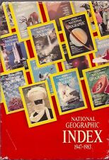 national geographic-INDEX-1947-1983.