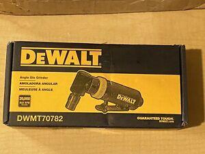 DeWALT DWMT70782 1/4-Inch 3.0-Cfm Heavy Duty Aluminum Pneumatic Angle Grinder
