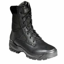 "5.11 Tactical 12001 Men's ATAC 8"" Side-Zip Tactical Boots, Black, Size 8 Wide"