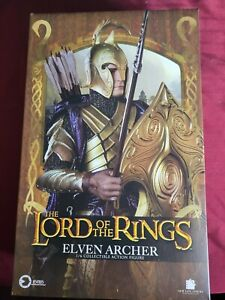 Lord of the Rings - ELVEN ARCHER (2021, Asmus Toy Collections) 1/6 Scale