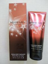 Melanie Mills Hollywood Gleam Body Radiance Bronze Gold 3.4 for oz 100 mL New!