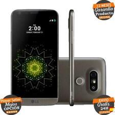 Móviles y smartphones negros LG
