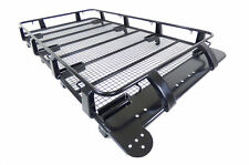 Land Rover Discovery 3 & 4 Goliath Full Expedition Roof Rack Luggage With Ladder