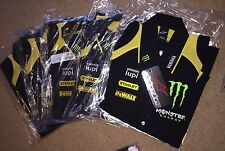 ALPINESTARS TECH3 MONSTER ENERGY TEAM ISSUE Crew Camicia. NUOVO. XL
