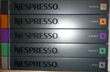 50 originale Nespresso Capsule di Caffè BACCELLI-Forte Varietà Confezione. popolari si fonde