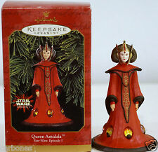 figurine QUEEN AMIDALA STAR WARS neuf episode 1 collection collector h =11cms