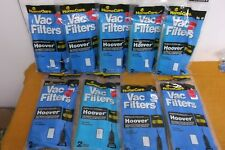 9 NEW HOOVER WINDTUNNEL VACUUM 40110004 FINAL STAGE FILTERS 3876600 3-LAYER