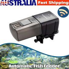 WiFi Automatic Fish Food Feeder Pet Feeding Aquarium Tank Pond Auto Dispenser