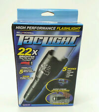 Bell + Howell Tac Light Zoom Function Flashlight 22x Brighter As Seen on TV