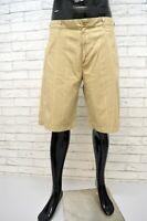 NIKE Bermuda Cotone Uomo Taglia 34 48 Pants Pantalone Corto Shorts Men's Casual