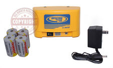 Spectra Precision Laser Level Rechargeable Battery Pack Kitll500laserplane