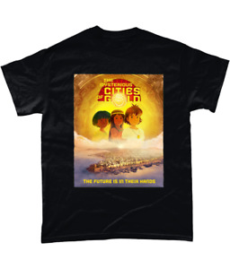 Mysterious Cities of Gold 80s Kids Cartoon Unisex Tshirt T-Shirt Tee ALL SIZES