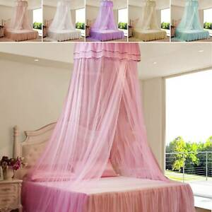 Princess Mosquito Net Children Girls Lace Dome Bed Canopy Fly Insect Protect