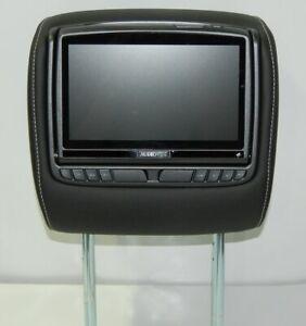 2015 2016 2017 2018 2019 Chevy Chevrolet Tahoe Dual DVD Headrest Video Monitors