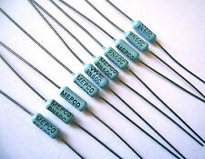 10-Pack MEPCO / ELECTRA RN60C 93.1K OHM 1% 1/2W PRECISION METAL FILM RESISTOR