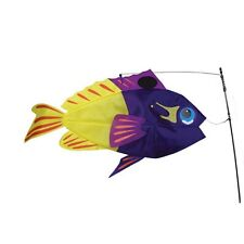 Fairy Basslet Swimming Fish Staked Bobber Windsock.16. Pr 26504