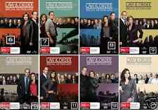 Law And Order SVU Series: SEASON 6,7,8,9,10,11,12,13 : NEW DVD