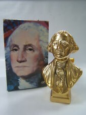 Avon President Washington decanter aftershave 1974