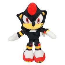 Sonic the Hedgehog Shadow Sonic Plush Doll Stuffed Soft Toy 10 inch Xmas Gift