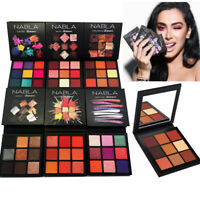 NEW Make Up Eyeshadow Palette Precious Stones Collection 9 Colours AG1